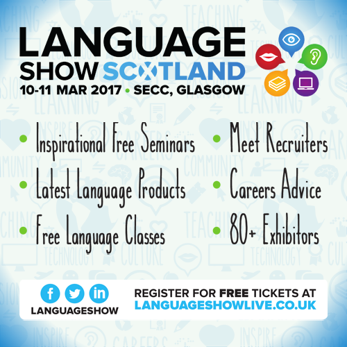 Language Show Scotland