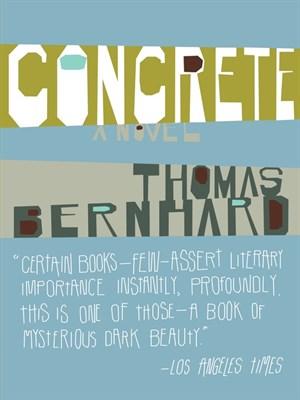 Novels in Translation - Concrete